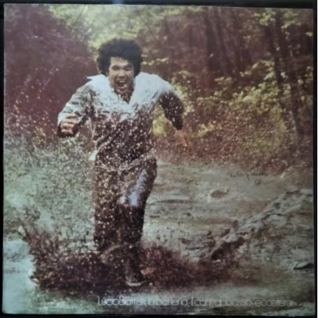 LUCIO BATTISTI LP LA BATTERIA IL CONTRABBASSO ITALY 1976 NUMERO UNO 55685 EX/NM