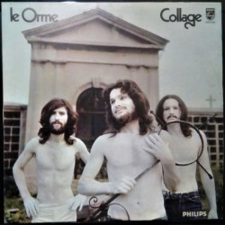LE ORME - COLLAGE - LP - 33 RPM -   PHILIPS 1971