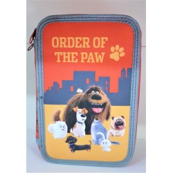 ASTUCCIO 3 ZIP ORDER OF THE PAW