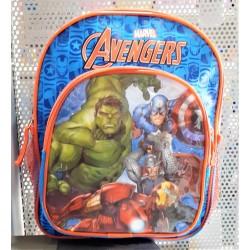 Zaino Asilo Avengers Doppia Tasca