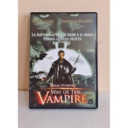 Dvd **WAY OF THE VAMPIRE** di Bram Stoker's
