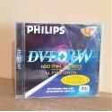 Philips 1-4X 4.7GB 120 minuti (EXTENDED PLAY 240 minuti) DVD + RW