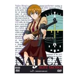 DVD NAJACA BLITZ TACTICS VOL.3
