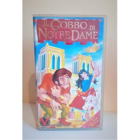 VHS IL GOBBO DI NOTRE DAME I.T.VIDEO HOME