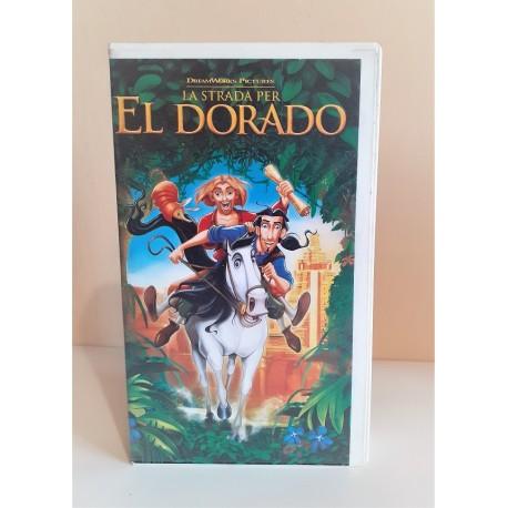 VHS LA STRADA PER EL  DORADO