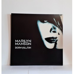 LP MARILYN MANSON -  BORN VILLAIN -