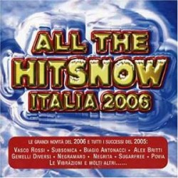 CD ALL THE HITS NOW ITALIA 2006