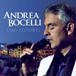 CD ANDREA BOCELLI-LOVE IN PORTOFINO