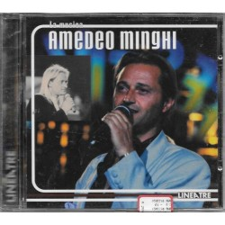 CD AMEDEO MINGHI-LA MUSICA