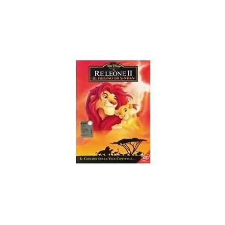 DVD IL RE LEONE 2