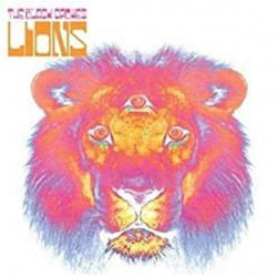 CD THE BLACK CROWES-LIONS
