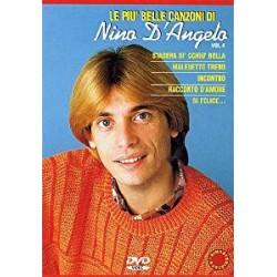 DVD NIMO D'ANGELO -LE PIU' BELLE CANZONI VOL.1