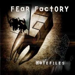 CD FEAR FACTORY-HATEFILES