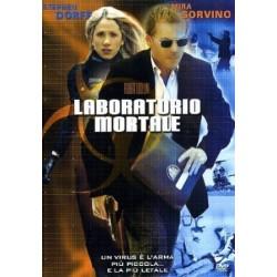 DVD LABORATORIO MORTALE