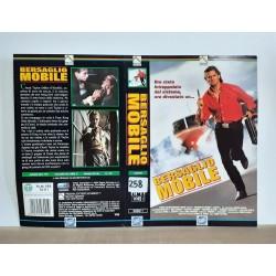 SOLO COPERTINA FASCETTA COVER - BERSAGLIO MOBILE - NO VHS ,DVD